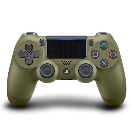 PS4 Controller Pre-Owned  Military Green