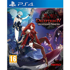 PS4 Deception IV: the Nightmare Princess