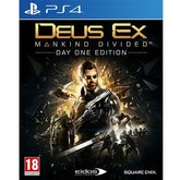 PS4 Deus Ex Mankind Divided Day One Edition