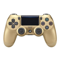 PS4 Controller Refurbished  - Gold