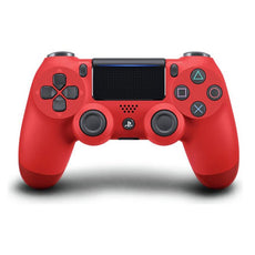 PS4 Dualshock Wireless Controller - Red