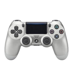 PS4 Dualshock Wireless Controller - Silver (Refurbished)