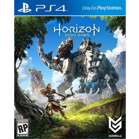 PS4 Horizon Zero Dawn (R2)