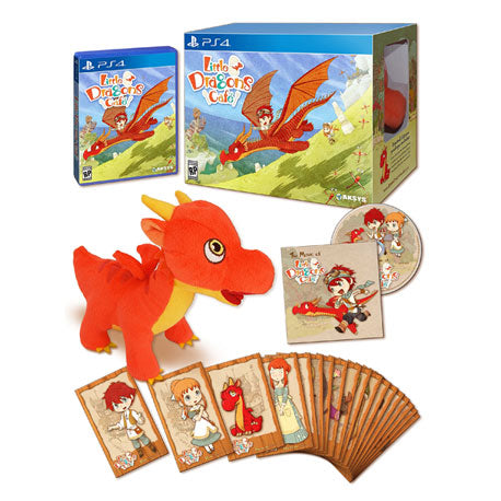 PS4 Little Dragon Cafe Limited Edition