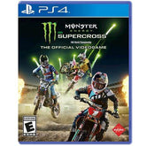 PS4 Monster Energy Supercross - The Official Videogame