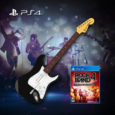 PS4 Rock Band 4 Wireless Guitar Bundle