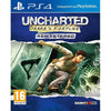 PS4 Uncharted: Drake's Fortune Remastered
