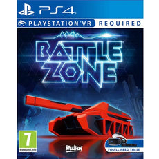 PS4 Battlezone VR (R2)