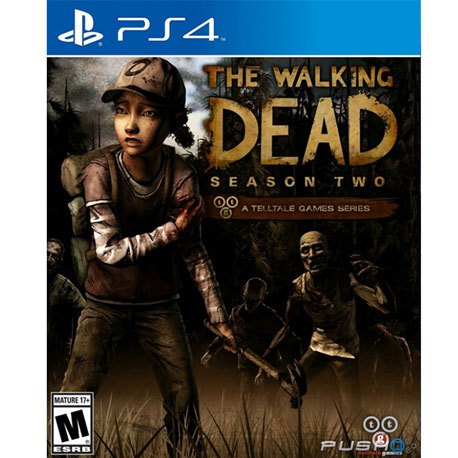 PS4 Walking Dead Season 2