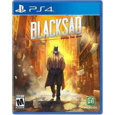 PS4 Blacksad: Under the Skin Limited Edition