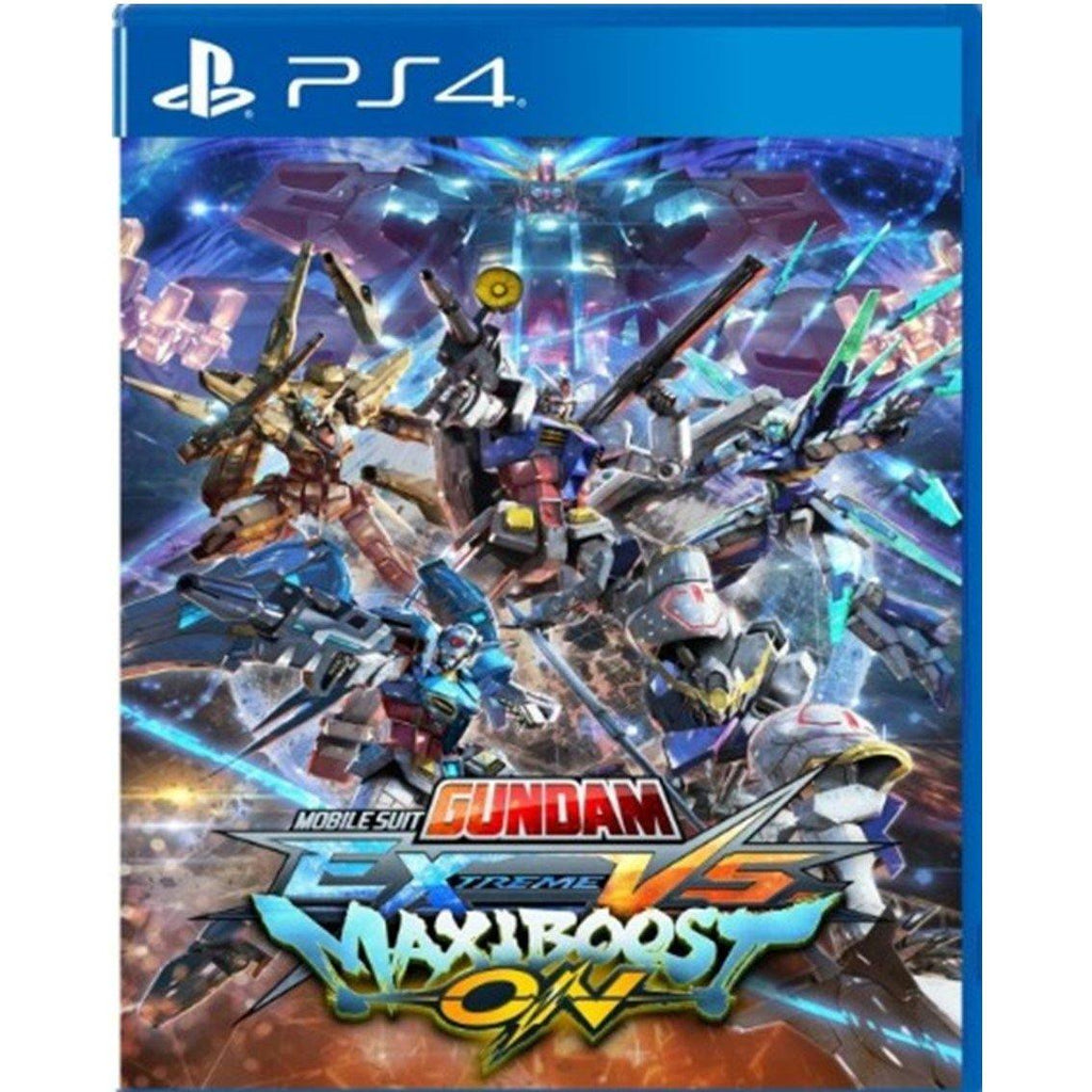 PS4 Gundam Extreme VS Maxiboost On (R3)
