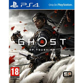 PS4 Ghost of Tsushima (Asia Version R3/R-ALL)
