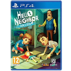 PS4 Hello Neighbor Hide and Seek (R2)