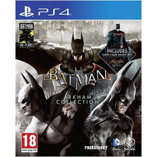 PS4 Batman Arkham Collection Steelbook Edition (R2)
