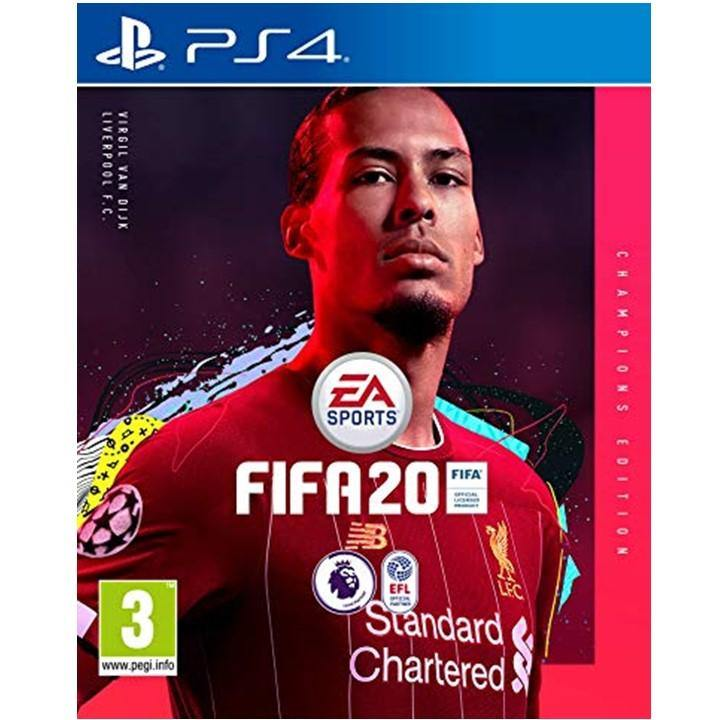PS4 FIFA 20 Champion's Edition (R2)
