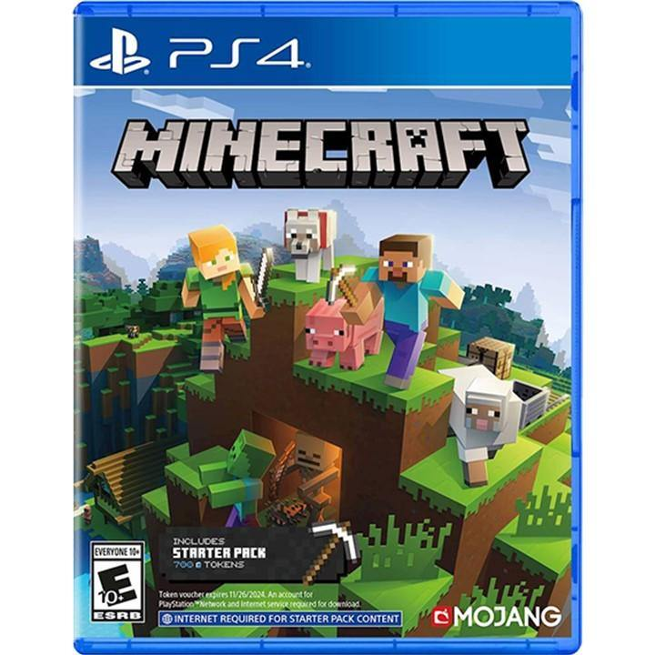 PS4 Minecraft Starter Collection (R-ALL)