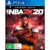PS4 NBA 2K20 (RALL)