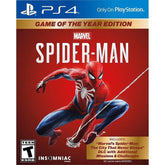 PS4  Marvel Spider Man GOTY (R2)