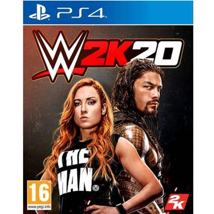 PS4 WWE 2K20 (R2)