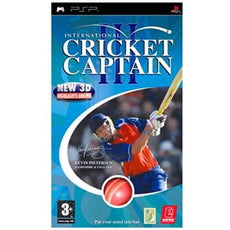 PSP International Cricket Captain III