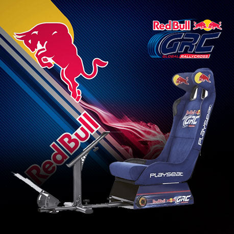 Playseat Evolution Red Bull GRC Seat