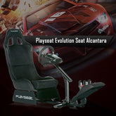 (PRE BOOK SHIPPING DATE ETA 09.06.2020) Playseat Evolution Seat Alcantara