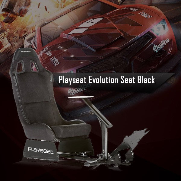Playseat Evolution Seat - Black REM00004