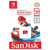 Nintendo Switch 128GB microSDXC Card