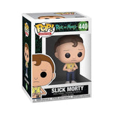 Funko Pop! Animation: Rick and Morty - Slick Morty #440