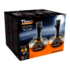 Thrustmaster: T16000M FCS Space Sim Duo