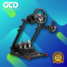 Racing Simulator Steering Wheel Stand