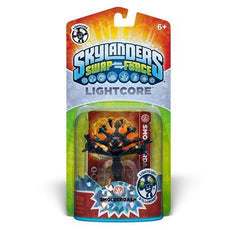 Skylanders Force Lightcore - (Smolderdash)