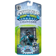 Skylanders Force Lightcore - (Grim Creeper)