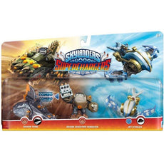 Skylanders Supercharges (Shark Tank, Shark Shooter Terrafin and Jet Stream)