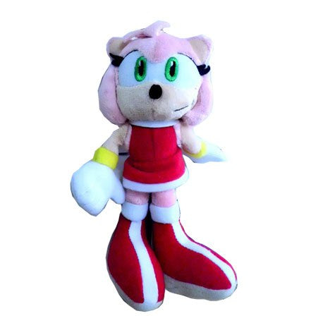 Sonic the Hedge Hog(Pink)