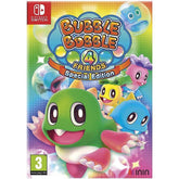 Nintendo Switch Bubble Bobble 4 Friends Special Edition