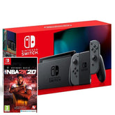 Nintendo Switch Generation 2 Longer Battery Life (Export) + NBA 2K20