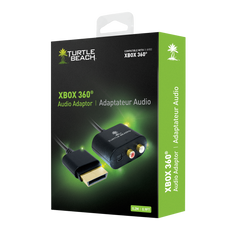 Xbox 360 Audio Adapter – Turtle Beach