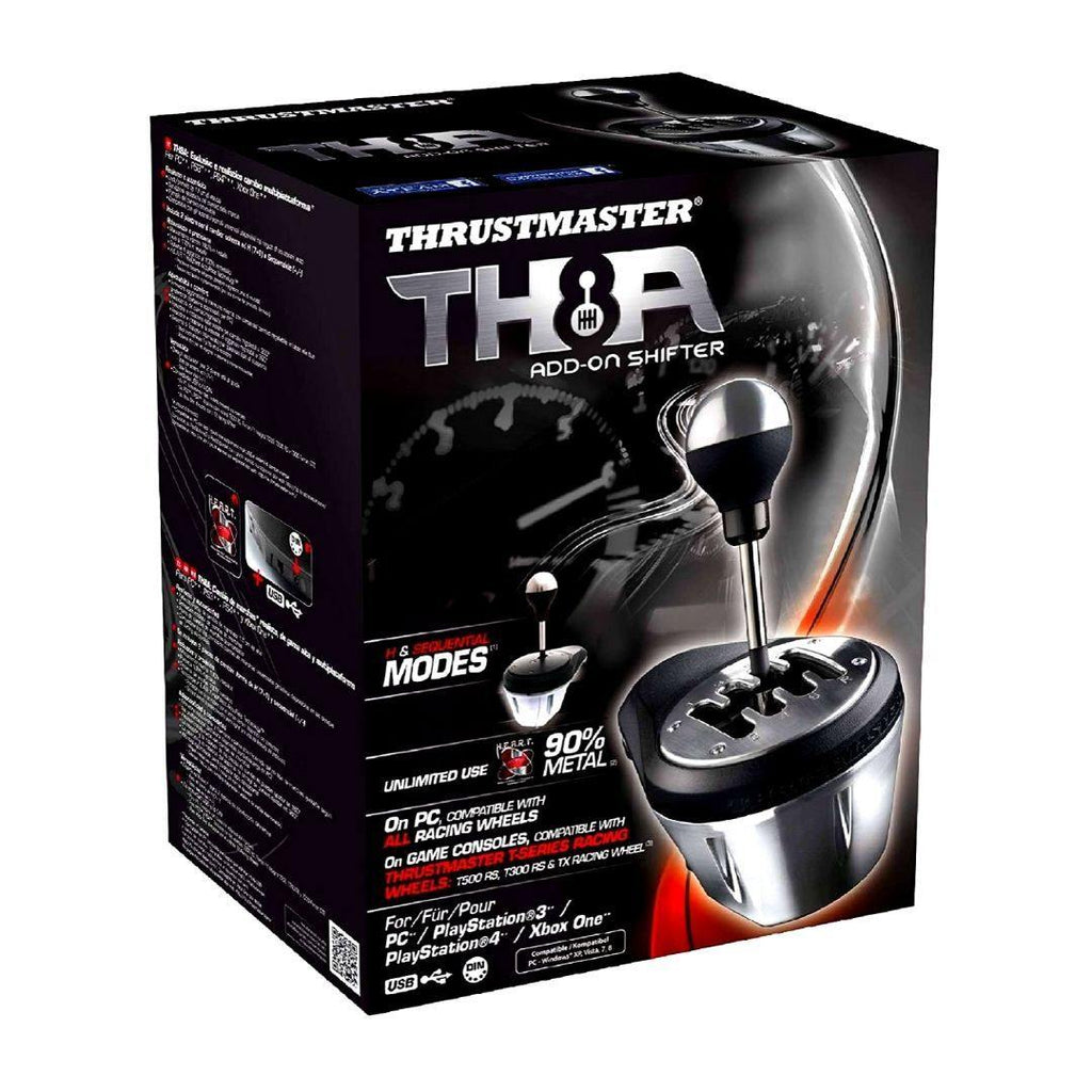 Thrustmaster: TH8A Add-On Shifter