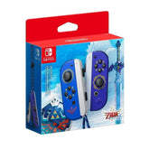 [PRE ORDER] Nintendo Switch The Legend of Zelda Skyward Sword HD Edition Joy Con Controllers (Asia 3 Months Warranty)