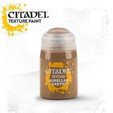 Texture Paint - Agrellan Earth