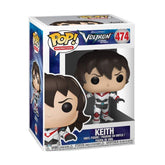 Funko Pop! Animation: Dreamworks Voltron - Keith #474