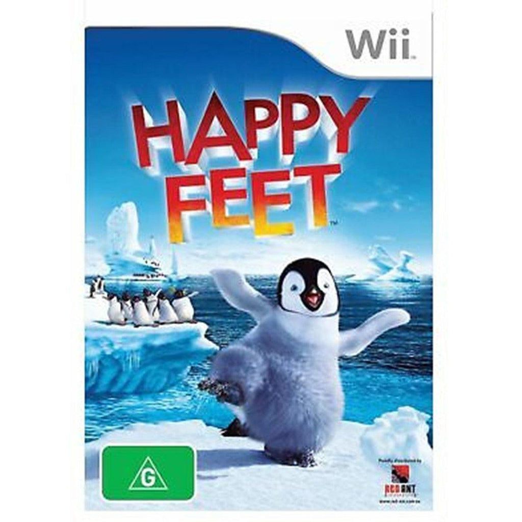 Wii Happy Feet 2 (PAL)