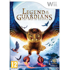 Wii Legend of the Guardians: The Owls of Ga'Hoole (PAL)