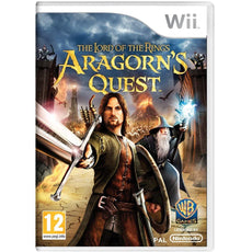 Wii The Lord of the Rings Aragorn's Quest (PAL)