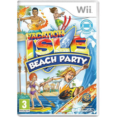 Wii Vacation Isle Beach Party (PAL)