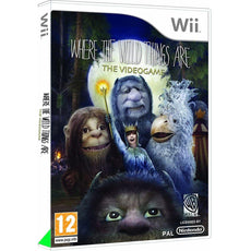 Wii Where the Wild Things Are (PAL)