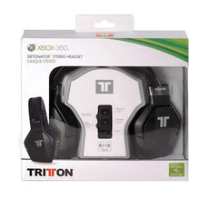 XBox 360 Detonator Wireless Stereo Headset