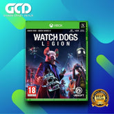 Xbox One Watch Dogs Legion