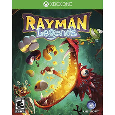 XBox One Rayman Legends